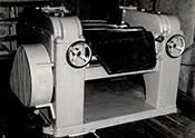 平形12寸三本ロール機(水冷式チルド製)
