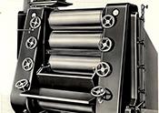 5本水冷式煉肉機